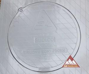 Nắp hố ga cho dự án KĐT Nam An Khánh của SUDICO